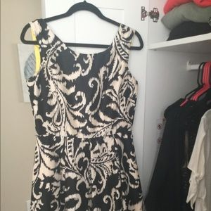 Beautiful A line thigh length dress